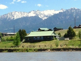 Yellowstone River House R...